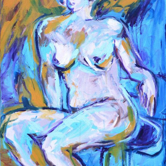 N1 -60 x 80(2013) - François Felten - Ruth Gallery - Galerie d'Art Luxembourg - Art Gallery Luxembourg
