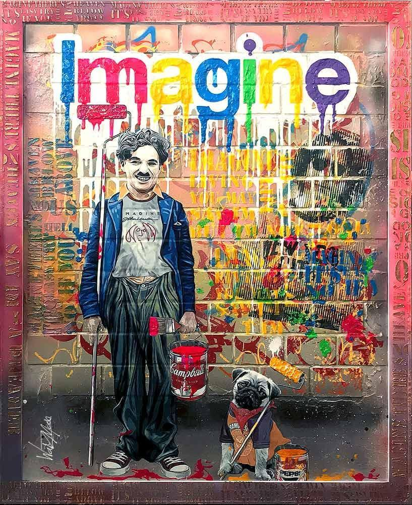 Imagine - Renting Art Luxembourg