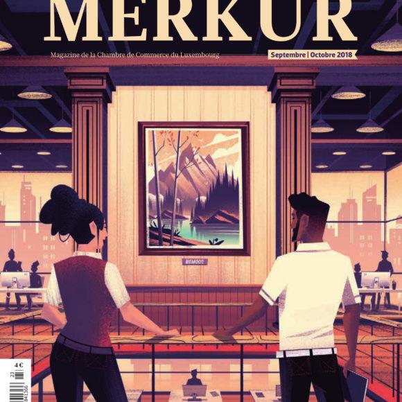 MERKUR Septembre | Octobre 2018