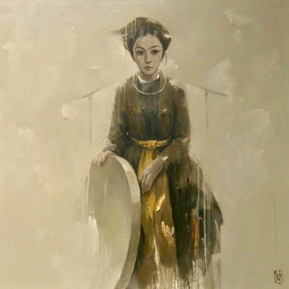 Traditional Lady