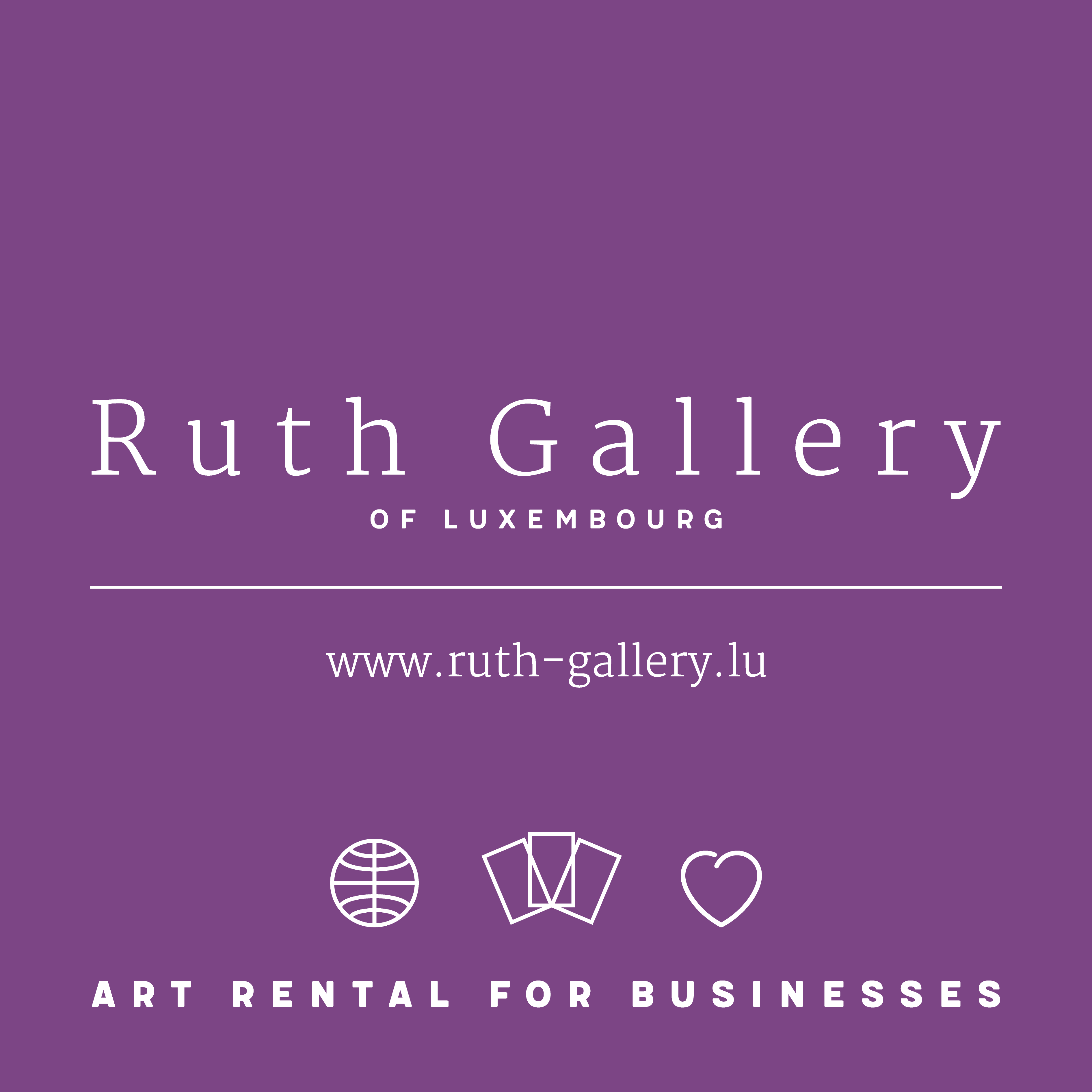 Ruth Gallery - Galerie d'Art Luxembourg