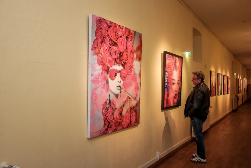 Exposition Art Galerie Luxembourg - Exhibition Art Gallery Luxembourg