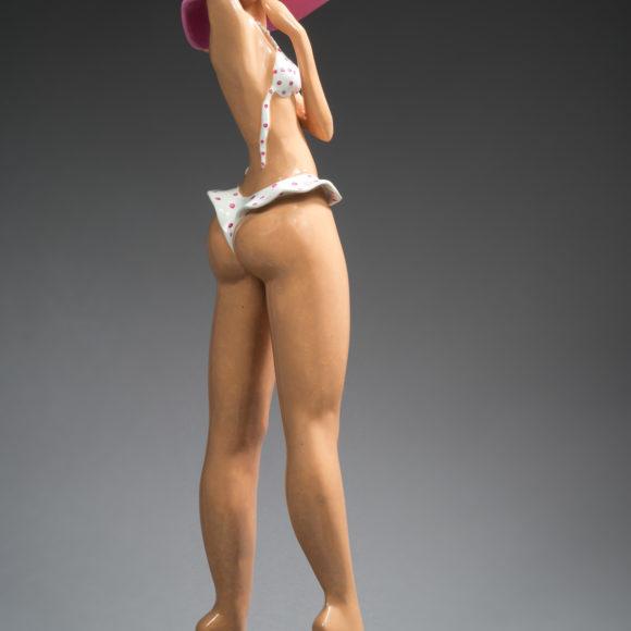 Bikini - résine - 870x250x250 cm - Ruth Gallery Luxembourg - Françoise Abraham