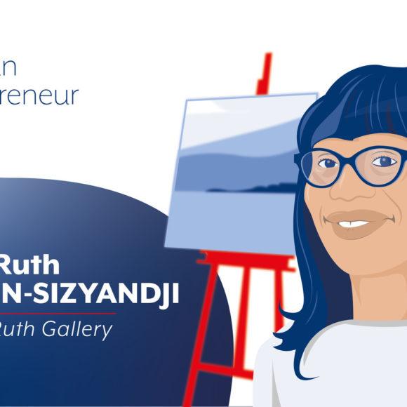 Ruth Gallery, a trendy art gallery